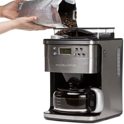 Best burr coffee grinder uk
