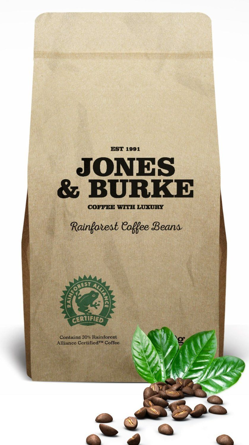 Jones & Burke Coffee Beans