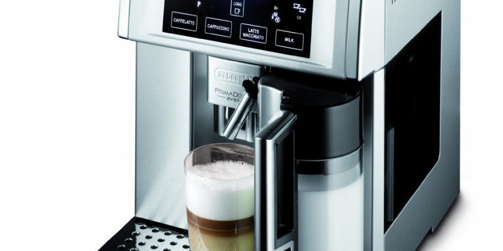 De'Longhi Prima Donna Avant ESAM6700 15 Bar Bean to Cup Espresso and Cappuccino Machine