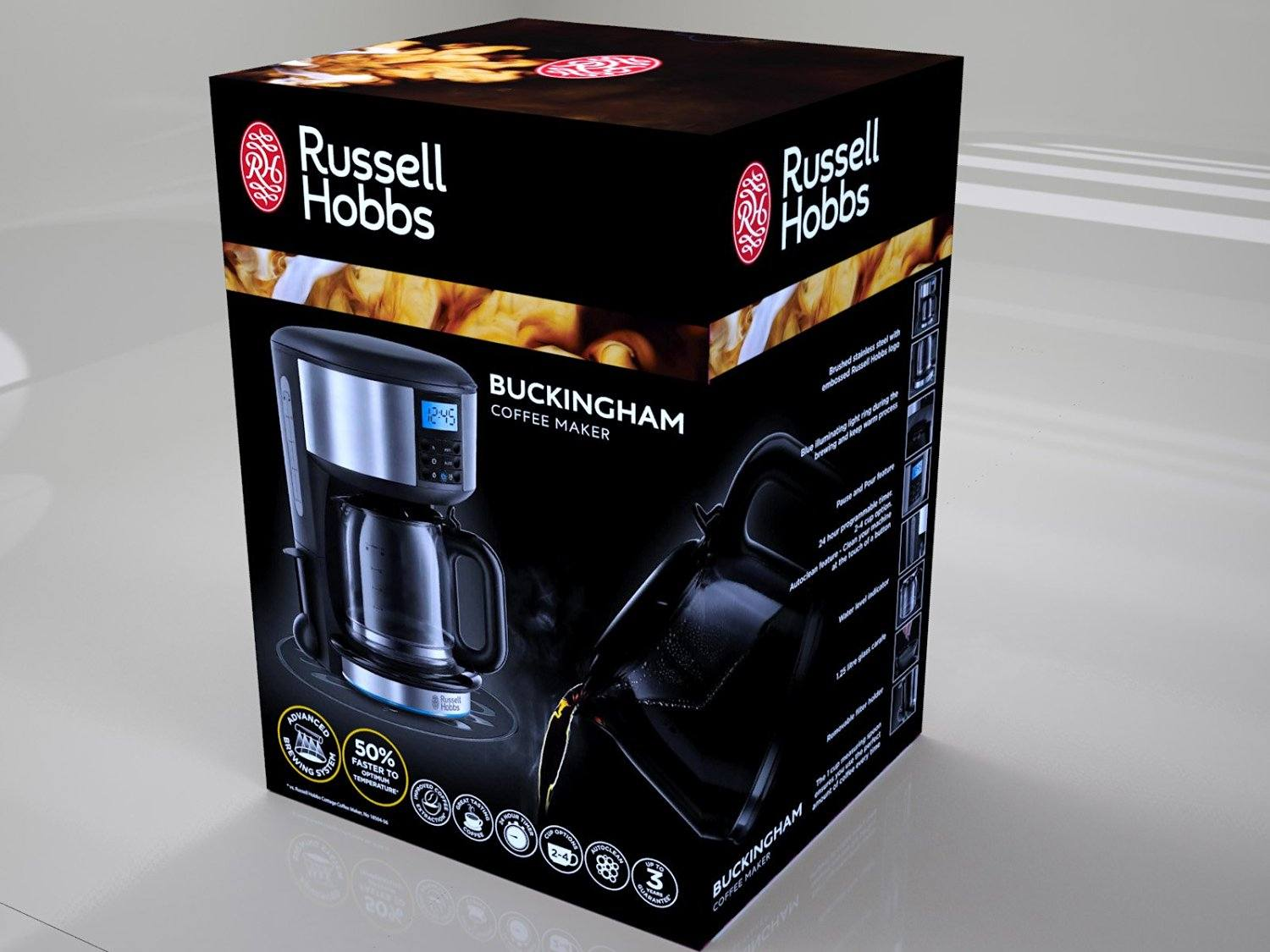 russell-hobbs-buckingham-coffee-maker-review