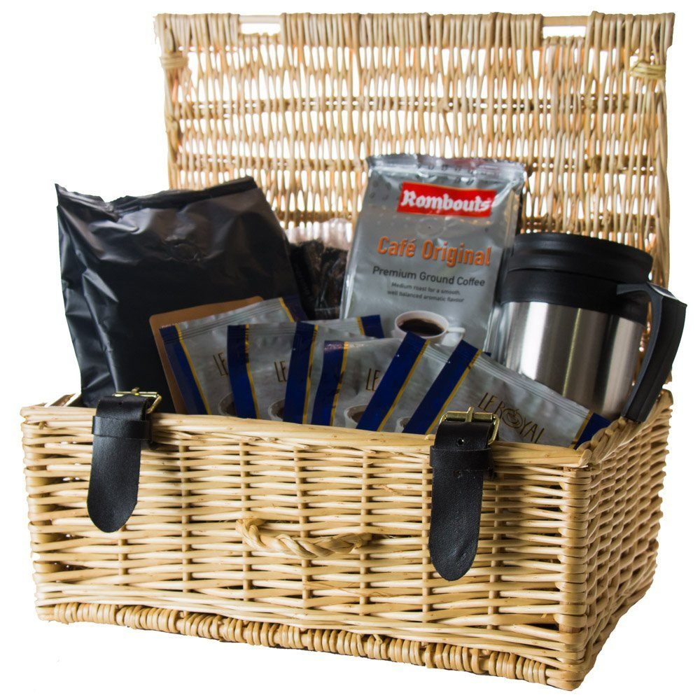 coffee gift hamper for guys