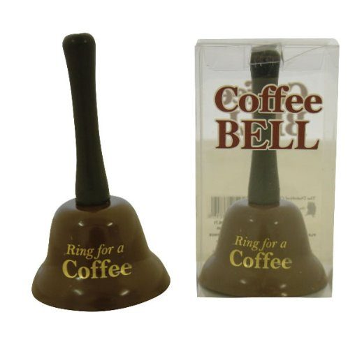 ring for coffee bell