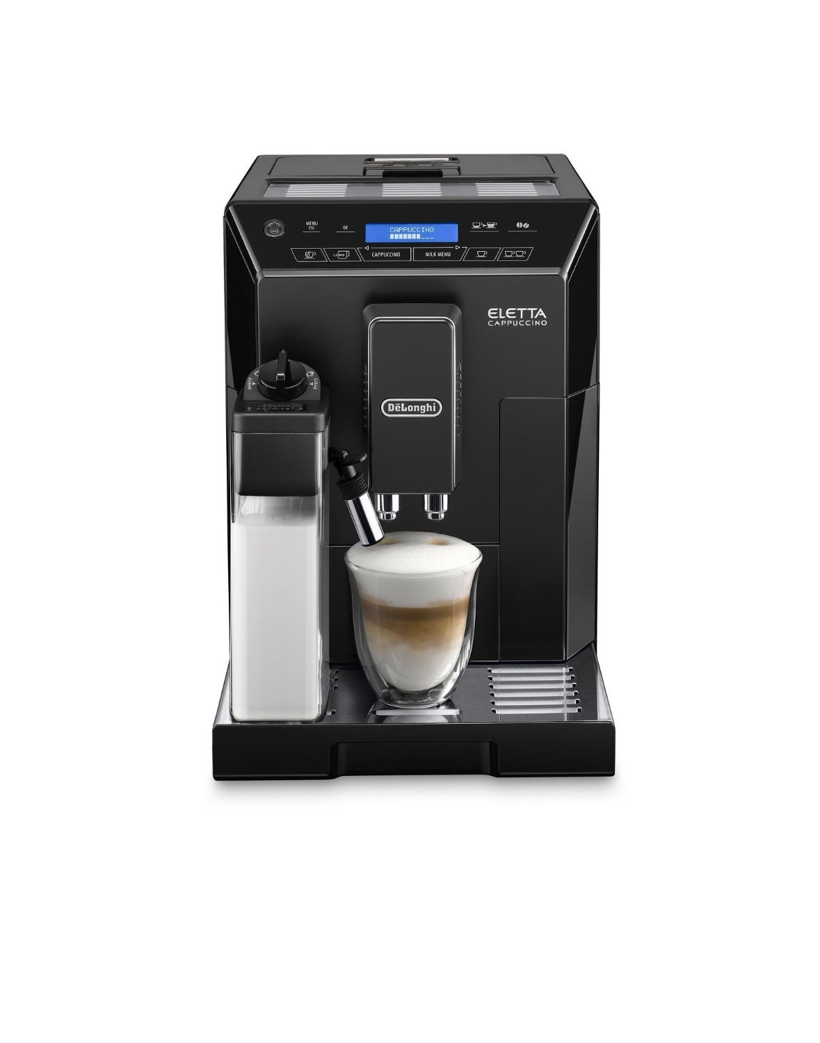 De'Longhi Eletta Bean to Cup Coffee Machine ECAM44.660.B