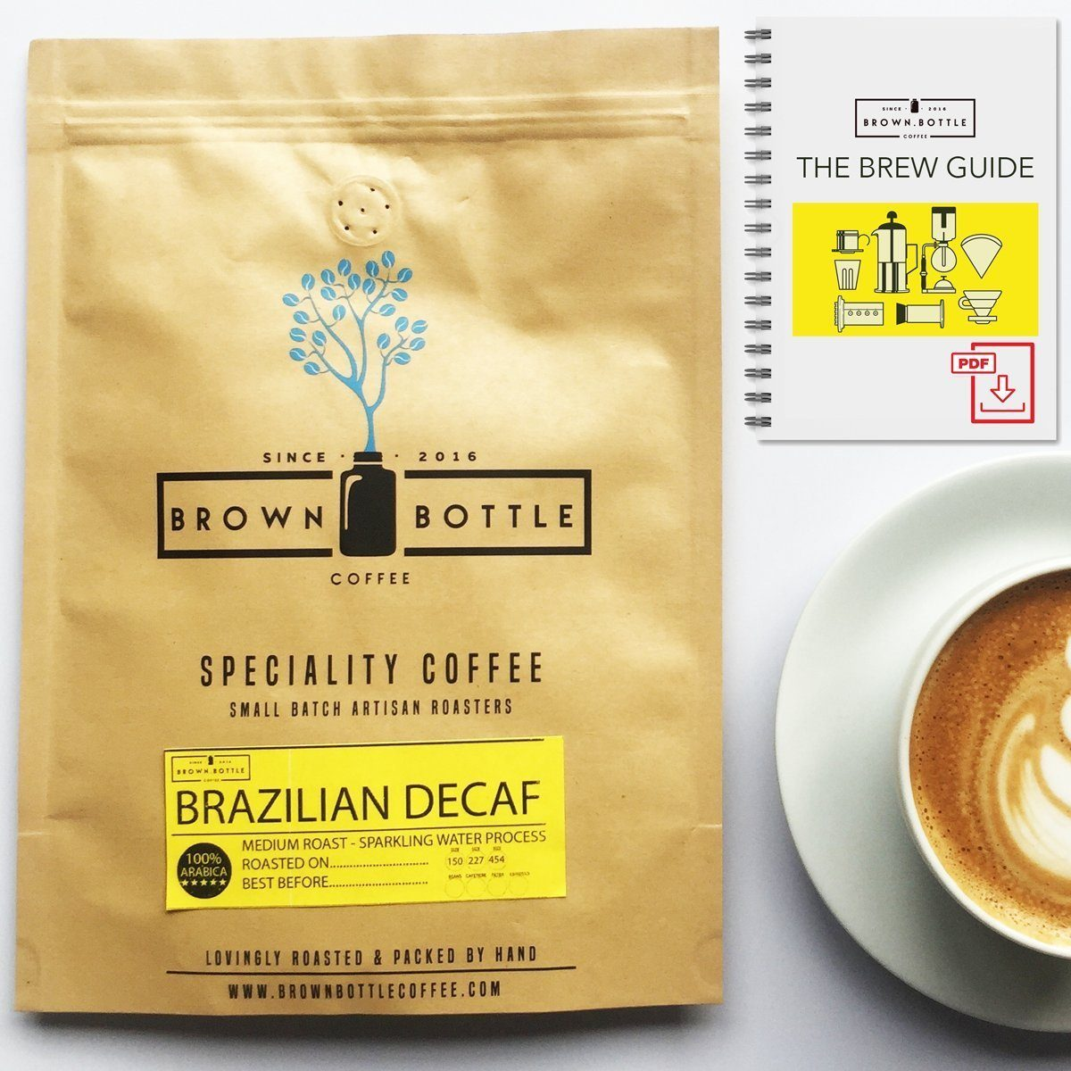 speciality gourmet coffee sample 1