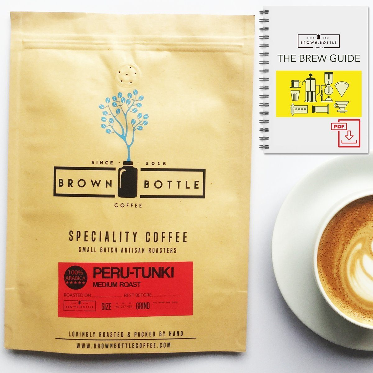 speciality gourmet coffee sample 2