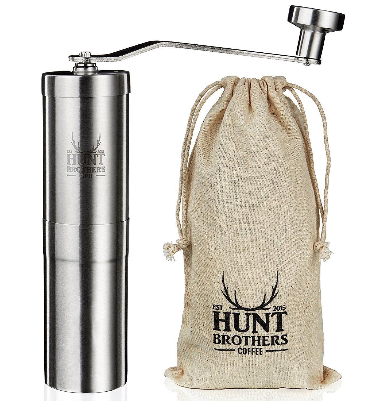Hunt Brothers Coffee Grinder