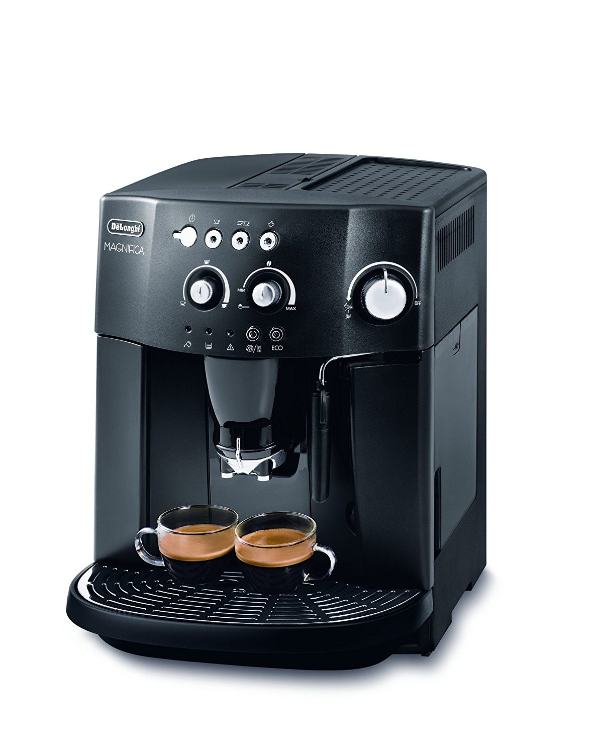 de 39 longhi magnifica esam4200 coffee machine uk review the perfect grind. Black Bedroom Furniture Sets. Home Design Ideas