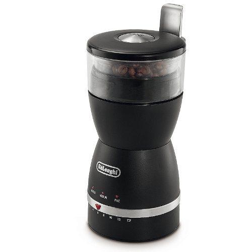 De'Longhi KG49 Blade Coffee Grinder Review
