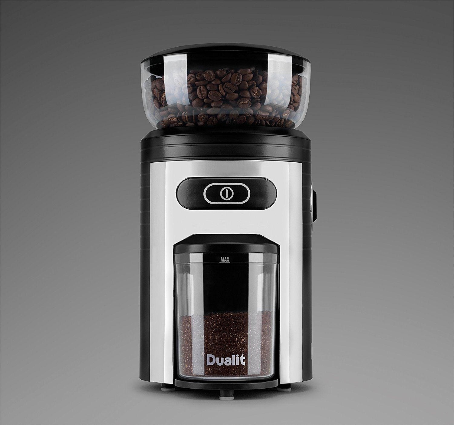dualit 75015 burr coffee grinder uk review the perfect grind. Black Bedroom Furniture Sets. Home Design Ideas