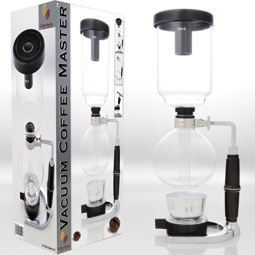 S4U Coffee Master 5-Cup Syphon