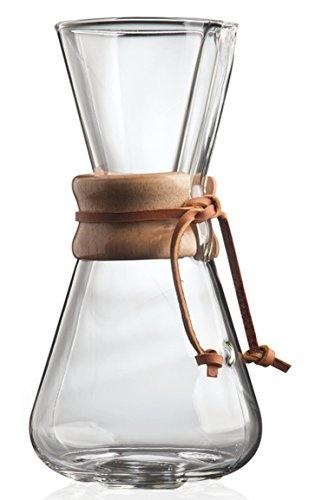 Chemex Wood Neck Coffee Maker Review