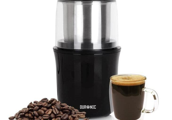 Duronic CG250 Premium 250W Electric Coffee Grinder